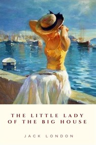 The Little Lady of the Big House - copertina