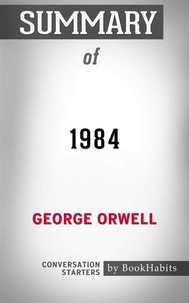 1984 (Signet Classics): by George Orwell | Conversation Starters - copertina
