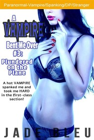 A Vampire Bent Me Over #3: Plundered on the Plane - copertina