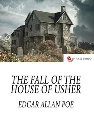 The Fall of the House of Usher - copertina