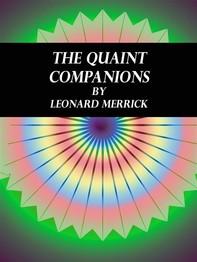 The Quaint Companions - Librerie.coop