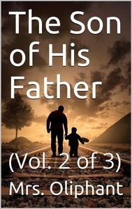 The Son of His Father; vol. 2/3 - copertina