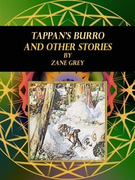 Tappan's Burro - copertina