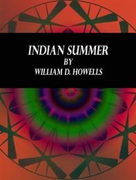 Indian Summer - Librerie.coop