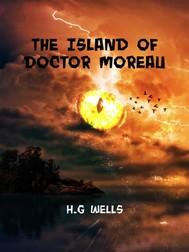 The Island of Doctor Moreau - copertina