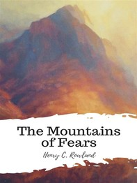 The Mountains of Fears - Librerie.coop