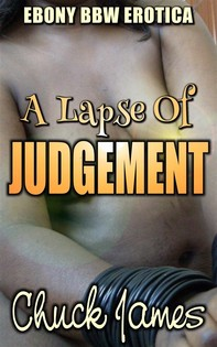 A Lapse Of Judgement - Librerie.coop