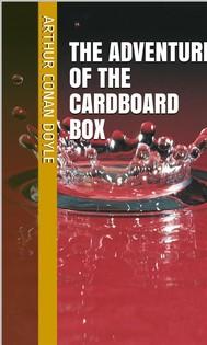 The Adventure of the Cardboard Box - copertina