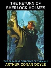 The Return of Sherlock Holmes - Librerie.coop