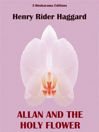 Allan and the Holy Flower - Librerie.coop