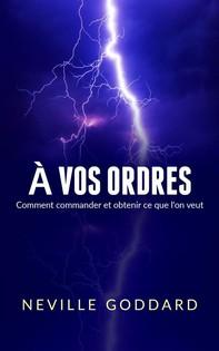 À vos ordres (Traduit) - Librerie.coop