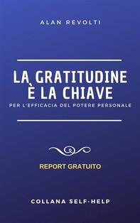 La Gratitudine è la chiave - Librerie.coop