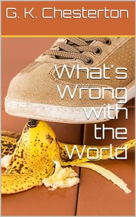 What's Wrong with the World - Librerie.coop