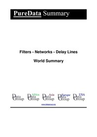 Filters - Networks - Delay Lines World Summary - Librerie.coop