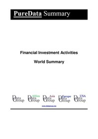 Financial Investment Activities World Summary - Librerie.coop