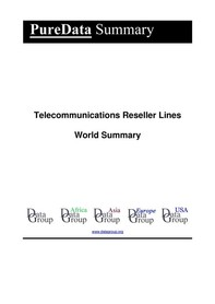 Telecommunications Reseller Lines World Summary - Librerie.coop