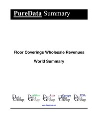 Floor Coverings Wholesale Revenues World Summary - Librerie.coop