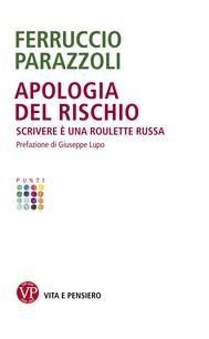 Apologia del rischio - copertina