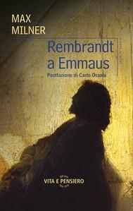 Rembrandt a Emmaus - copertina