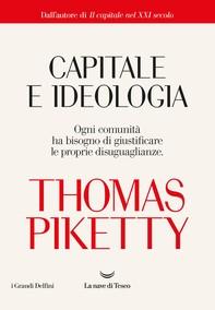 Capitale e ideologia - Librerie.coop