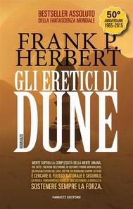 Gli eretici di Dune - copertina