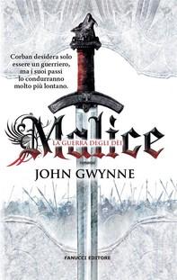 Malice – La guerra degli dèi - Librerie.coop