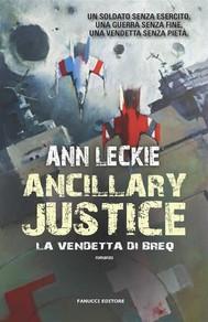 Ancillary Justice – La vendetta di Breq - copertina