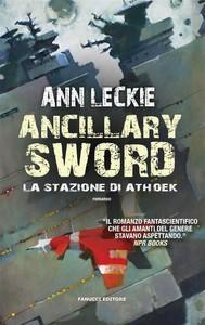 Ancillary Sword – La stazione di Athoek - copertina