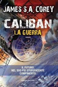 Caliban. La guerra - copertina