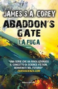 Abaddon's Gate. La fuga - copertina