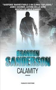 Calamity - copertina