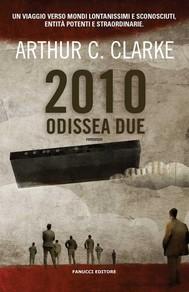 2010: Odissea Due - copertina