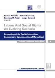 Labour And Social Rights. An Evolving Scenario - copertina