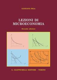 Lezioni di Microeconomia - copertina