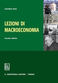 Lezioni di macroeconomia - copertina