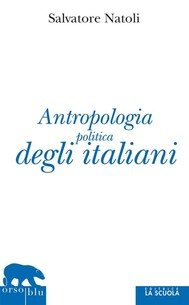Antropologia politica degli italiani - copertina
