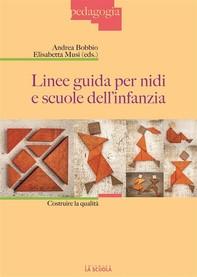 Linee guida per i nidi e scuole dell'infanzia - Librerie.coop