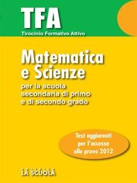 TFA - Matematica e Scienze - Librerie.coop