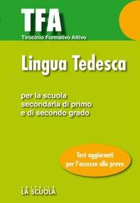 TFA - Lingua tedesca - Librerie.coop
