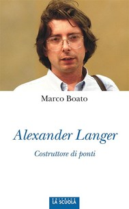 Alexander Langer. Costruttore di ponti - copertina