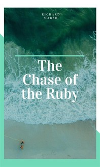 The Chase of the Ruby - Librerie.coop