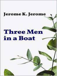 Three Men in a Boat - Librerie.coop