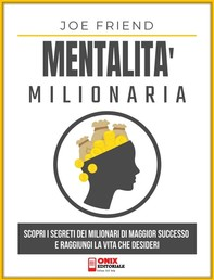 Mentalità milionaria - Librerie.coop