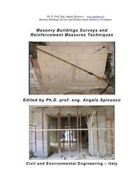 Masonry Buildings Surveys and Reinforcement Measures Techniques - Librerie.coop