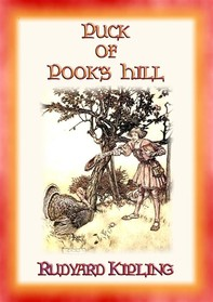 PUCK OF POOK's HILL - fantasy, action and adventure through Britain's past - Librerie.coop