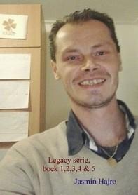 Legacy serie,  boek 1,2,3,4 & 5 - Librerie.coop
