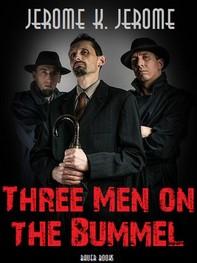 Three Men on the Bummel - Librerie.coop