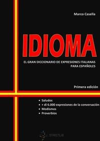 IDIOMA - Librerie.coop