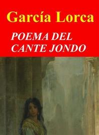 Poema del cante jondo - Librerie.coop