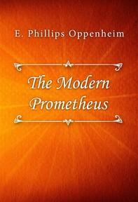 The Modern Prometheus - Librerie.coop